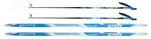 фото Комплект лыжный Atemi Escape STEP 2012 75 мм, купить, цена