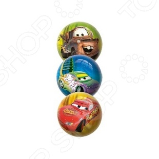 Мяч Mondo «Тачки 2» mondo тачки 18 993