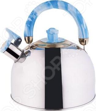 Чайник со свистком Bohmann BHL-6