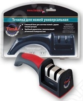Точилка для ножей ручная TimA TMK-001 кофемолка ручная tima сферическая кс 02