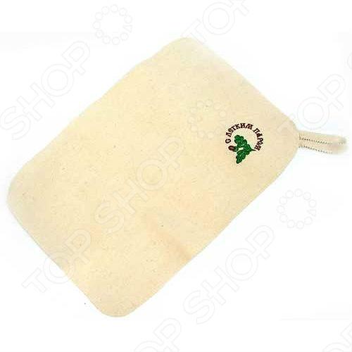 Коврик для сауны Банные штучки «С легким паром» giftman шапка для бани с легким паром фетр
