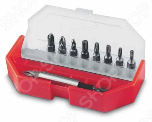Набор вставок отверточных STANLEY 1-68-734 stanley pz1 2x60 мм 1 68 786 набор вставок двухсторонних 10 шт