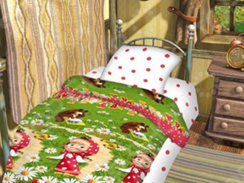 Детский комплект постельного белья Непоседа Большая стирка детский комплект постельного белья непоседа на рыбалке