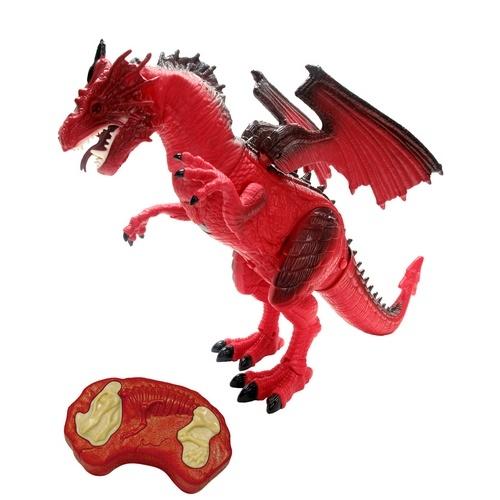 Игрушка на радиоуправлении Dragon «Дракон» игрушка на радиоуправлении dragon волшебный дракон