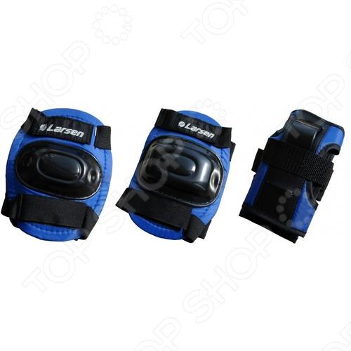 Защита роликовая Larsen P1B цена и фото