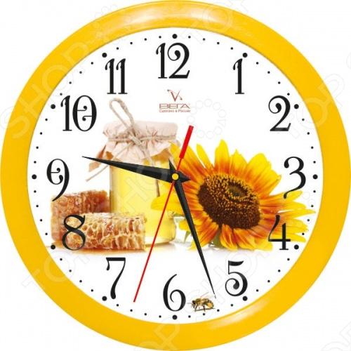 Часы настенные Вега П 1-2/7-118 вега п 1 2 7 118