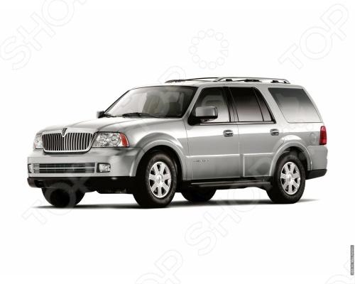 Модель машины 1:35 Welly 2005 Ford Lincoln Navigator. В ассортименте