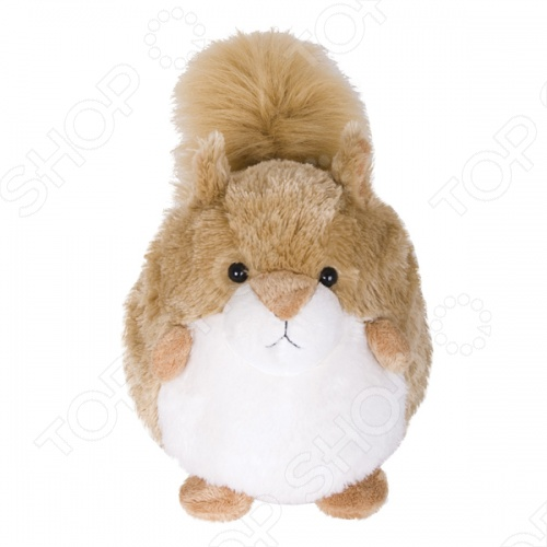 Мягкая игрушка Gulliver Белочка-пушистый хвостик игрушка мягкая gulliver мишутка пуффи 30см