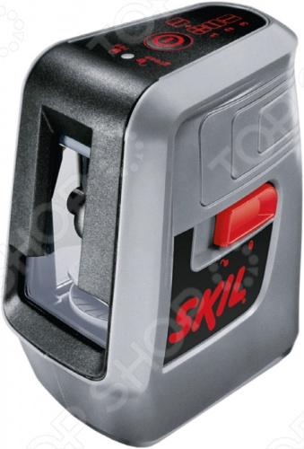 Нивелир лазерный Skil 0516ABУровни<br>Нивелир лазерный Skil 0516AB современное многофункциональное приспособление, пришедшее на смену рулетке, предназначенное для точного измерения длины. Проецирует горизонтальную и 2 вертикальные. Измерения производится в метрах и футах. Линия лазерного луча не деформируется даже при наличии выступов или каких либо препятствий. Оснащена функцией авто-выравнивания AUTO LEVEL . Также оборудован дисплеем для контроля и удобного считывания информации.<br>