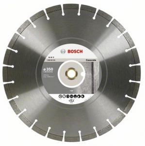 Диск отрезной алмазный для настольных пил Bosch Expert for Concrete 2608602563 диск отрезной алмазный турбо 115х22 2mm 20006 ottom 115x22 2mm