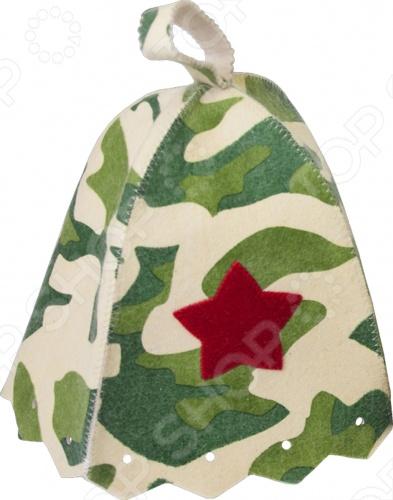Шапка Банные штучки армейская