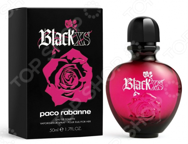 ��������� ���� ��� ������ Paco Rabanne Black Xs For Her