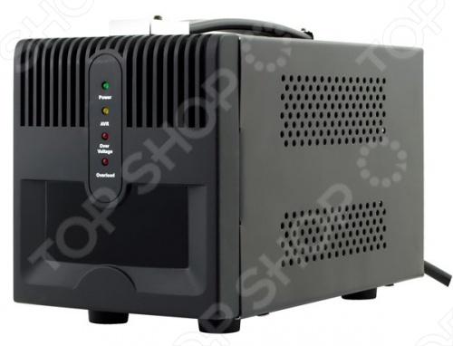 Стабилизатор напряжения Ippon AVR-1000 стабилизатор напряжения defender avr initial 1000