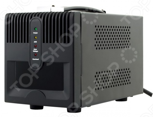 Стабилизатор напряжения Ippon AVR-1000 стабилизатор напряжения sven avr slim 500 lcd white