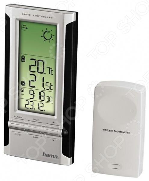 Метеостанция Hama EWS-280 метеостанция цифровая hama ews 800 h 76045