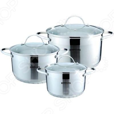 Набор кухонной посуды Bohmann BH-06-388