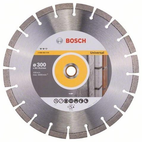 Диск отрезной алмазный для настольных пил Bosch Expert for Universal