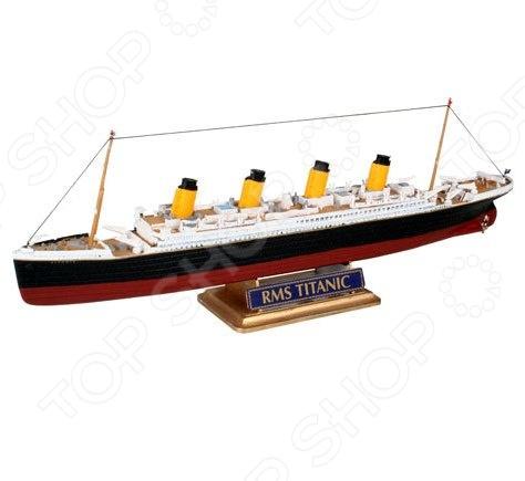 Сборная модель корабля Revell R.M.S. Titanic. Количество деталей: 40