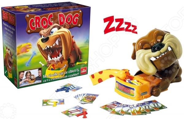 Настольная игра Не будите спящую собаку...