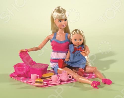 Кукла штеффи с малышом Simba 5736579