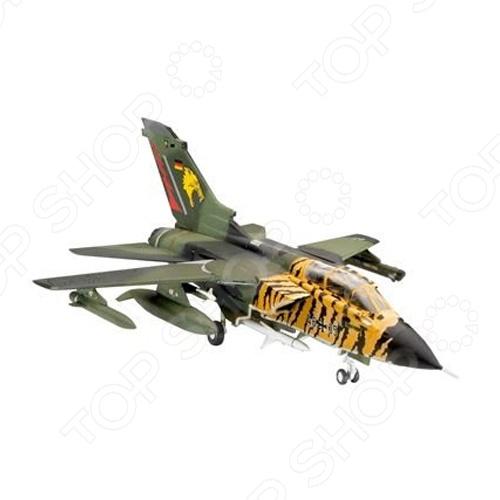 Сборная модель самолета Revell Tornado ECR сборная модель самолета