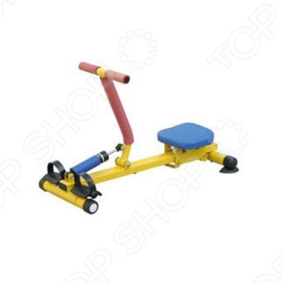 Тренажер детский Baby Gym «Гребля» тренажер для мышц спины нижняя тяга vasil gym в 1019