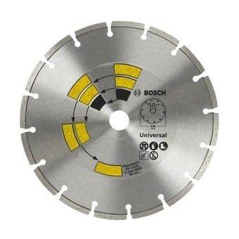 Диск отрезной алмазный Bosch Universal