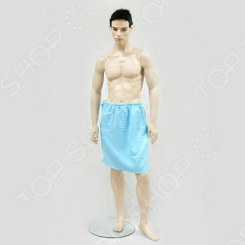 Накидка вафельная Банные штучки для мужчин накидка вафельная мужская 42 56