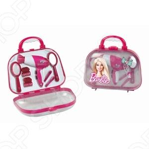Набор стилиста  феном в кейсе Klein Barbie