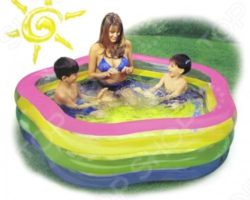 цена Бассейн надувной Intex 56495