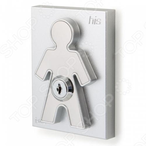 фото Держатель для ключей с брелком J-me His, Ключницы