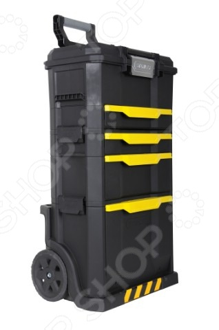 Ящик с колесами Stanley Modular Rolling Workshop 1-79-206 stanley basic toolbox 1 79 218