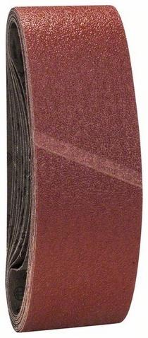 Набор лент для ленточных шлифмашин Bosch Best for Wood, 75x533 мм, 10 шт. bosch 75 х 533 мм зерно 40 10 шт 2608606080