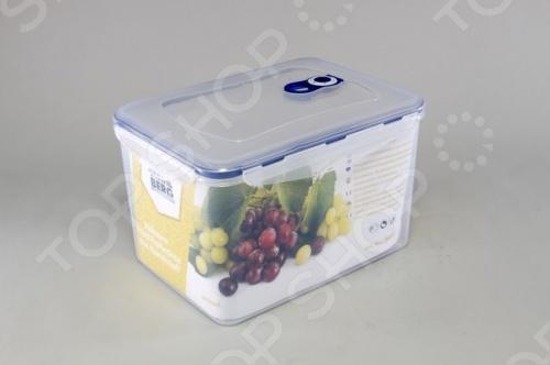 Контейнер герметичный для продуктов Gipfel FRESH ON 4806 gipfel вакуумный контейнер 1200 мл