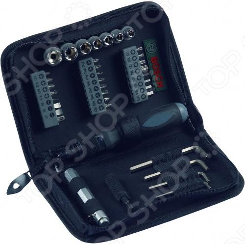 Набор торцовых ключей и бит Bosch 2607019506 Bosch - артикул: 373699