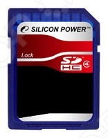фото Карта памяти Silicon Power SP004GBSDH004V10, Карты памяти. Кардридеры