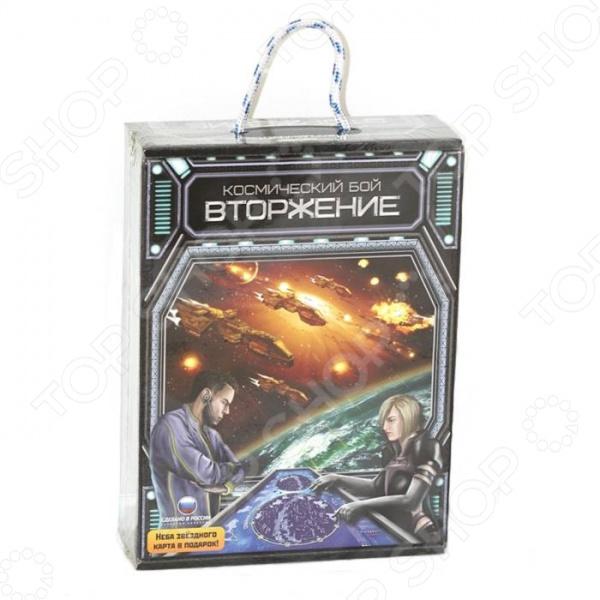 Игра настольная Биплант «Космический Бой. Вторжение»