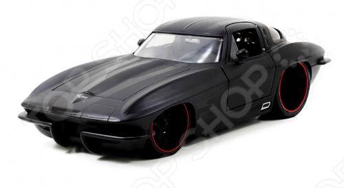 Модель автомобиля 1:18 Jada Toys Corvette Stingray Centennial 1963