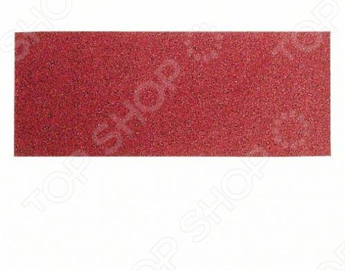 Набор шлифовальных листов Bosch 2609256B09 набор шлифовальных лент bosch 2608606080