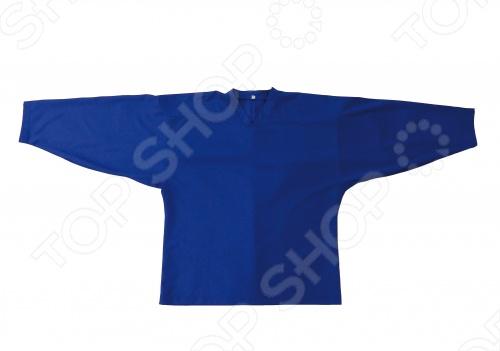 Рубашка тренировочная ATEMI. Цвет: синий