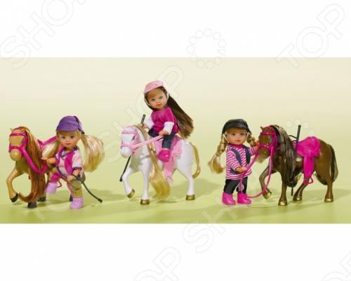 Кукла еви Simba с пони