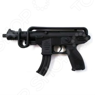 Пистолет с пистонами Edison Giocattoli Uzimatic цены онлайн