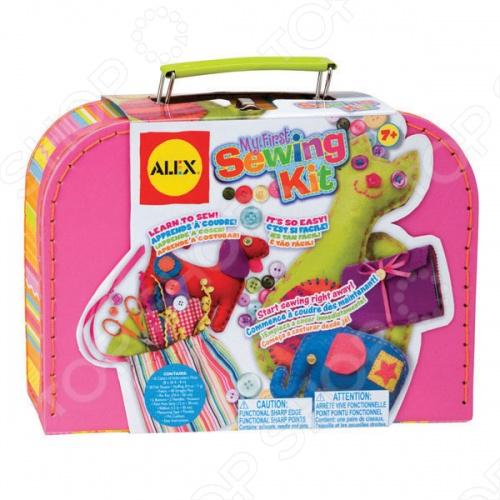 Мой первый набор Alex «Все для шитья» всё для шитья