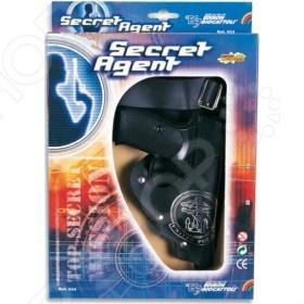 ����� ���������� ������ Edison Giocattoli Secret Agent-Set