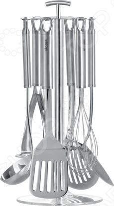 Набор кухонных принадлежностей Nadoba Karolina набор из 5 кухонных ножей с универсальным керамическим блоком nadoba blanca 723418