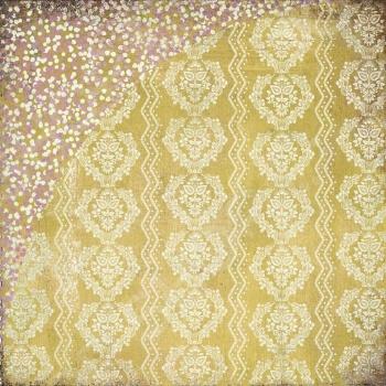 фото Бумага для скрапбукинга двусторонняя Basic Grey Yellow wallpaper, купить, цена