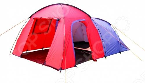 Палатка 4-х местная Larsen Buffalo термокружка tiger mmy a036 tv коричневый 360 мл