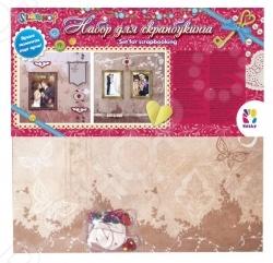 Набор бумаги и декоративных элементов Silwerhof 899126