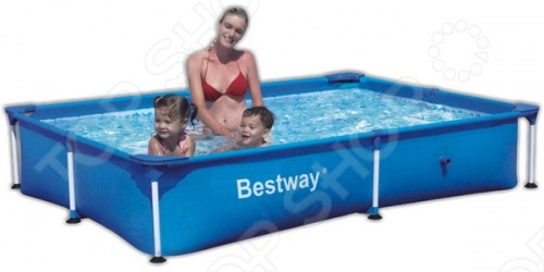 Бассейн каркасный Bestway 56041 бассейн каркасный bestway 56040