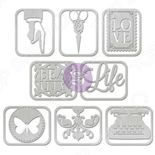 фото Декоративные скрепки Prima Marketing Stationers Desk 573003, купить, цена